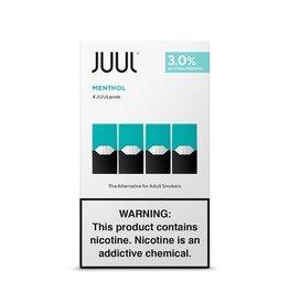 JUUL MENTHOL 4PODS 3%