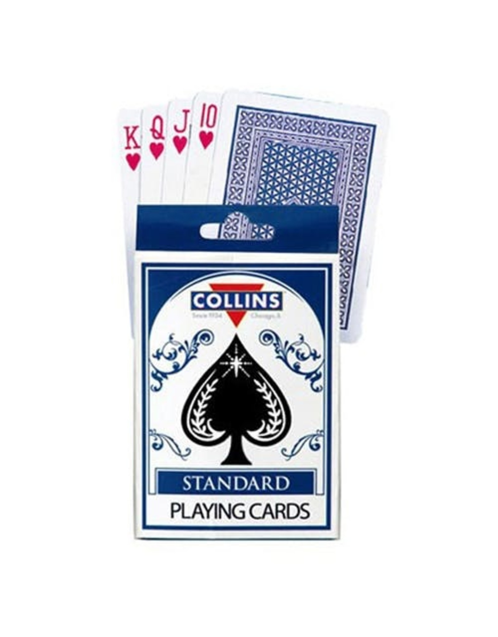 TRUE COLLINS PLAYING CARDS
