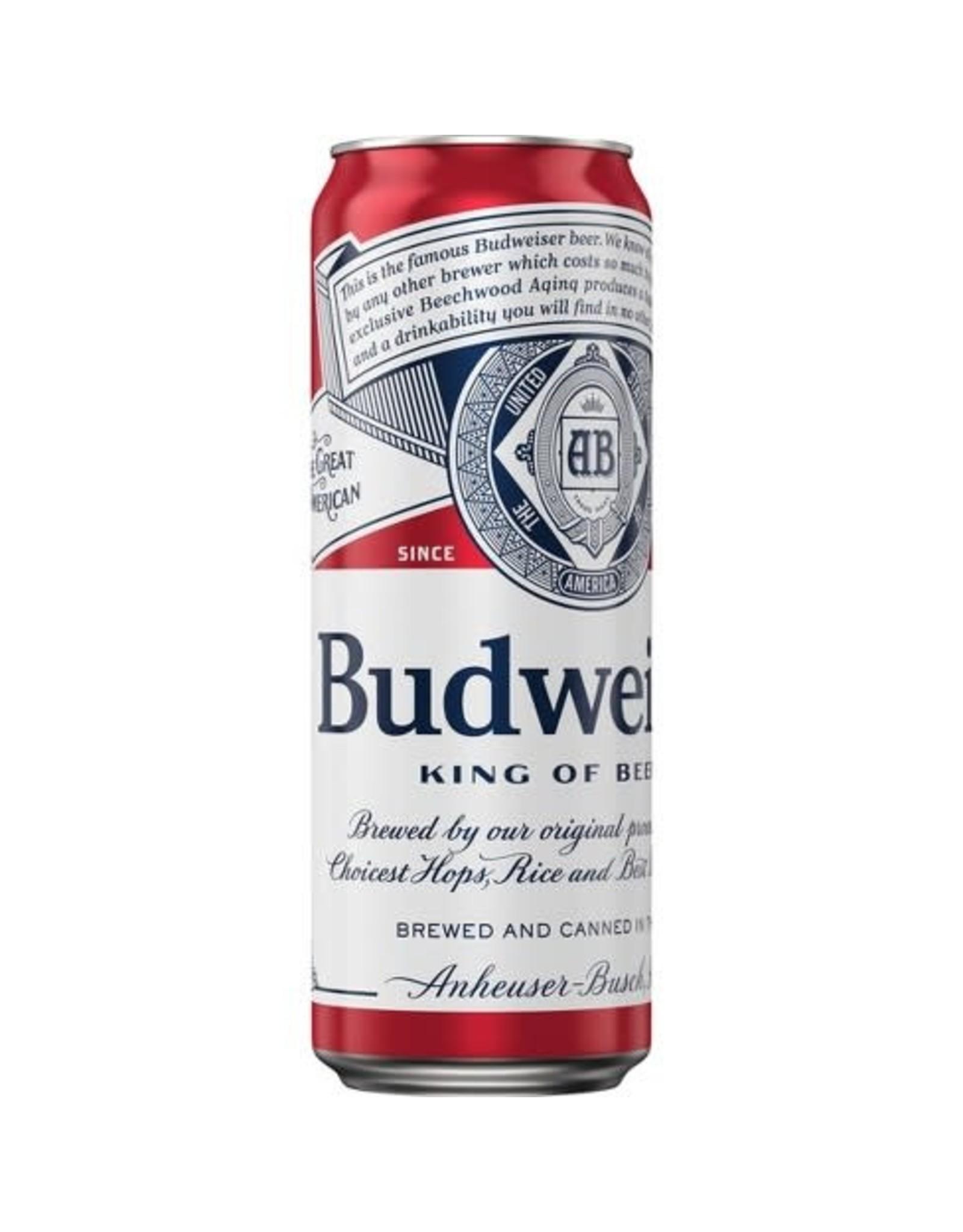 BUDWEISER 15-24 CAN