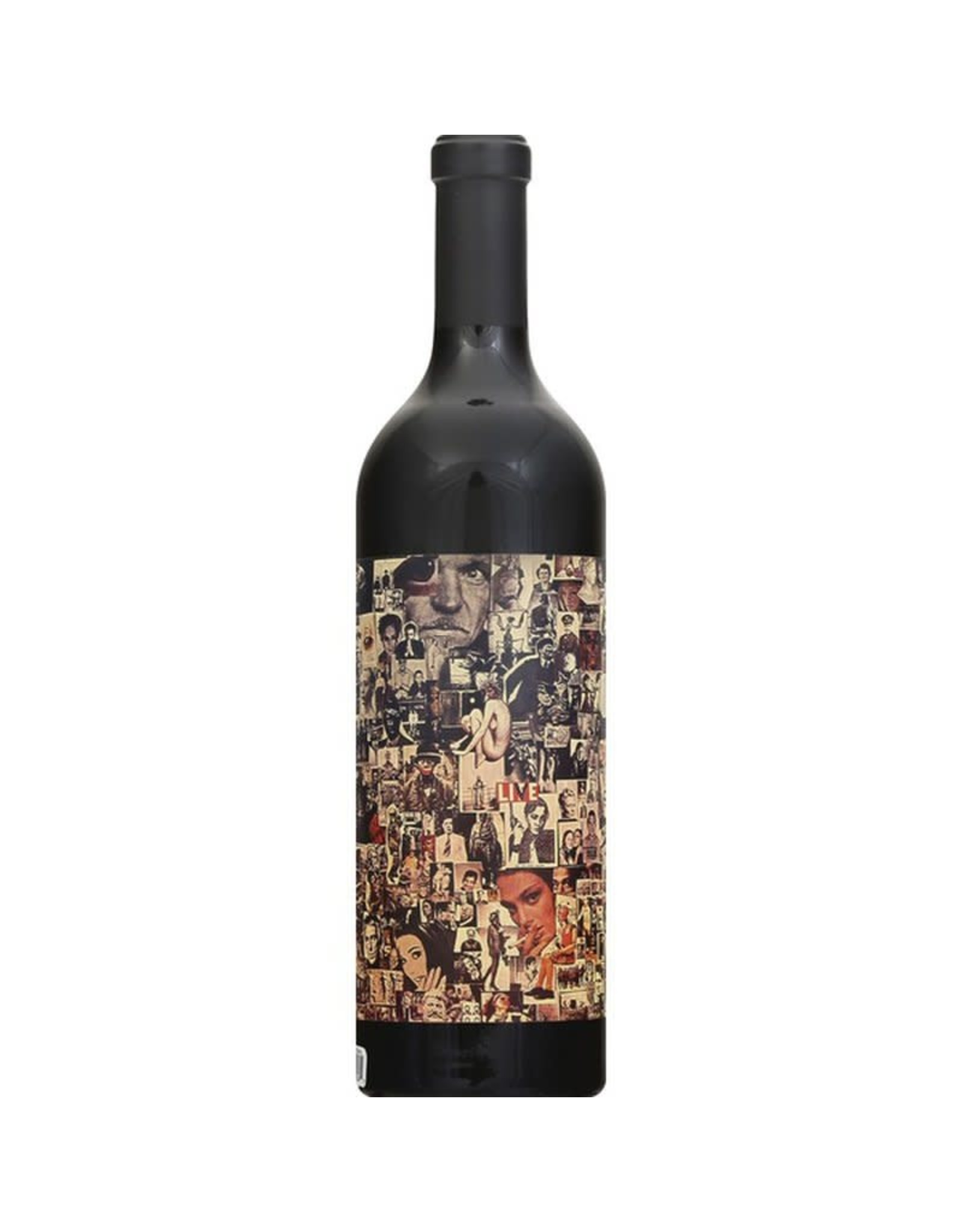 ABSTRACT 2017 RED WINE 750ml