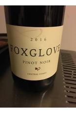 FOXGLOVE PINOT NOIR 2016