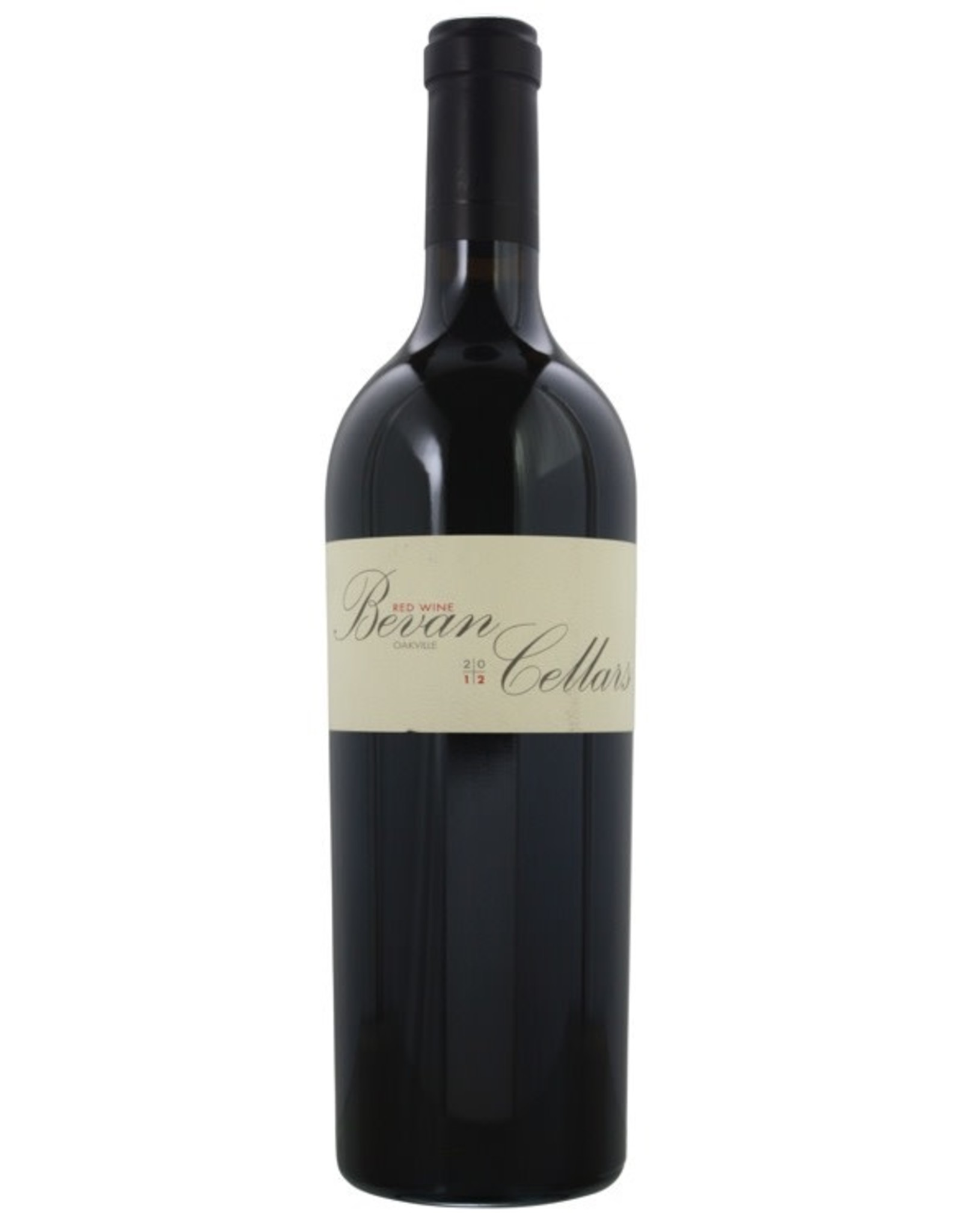 BEVAN CELLARS RED BLEND 750ML 2012