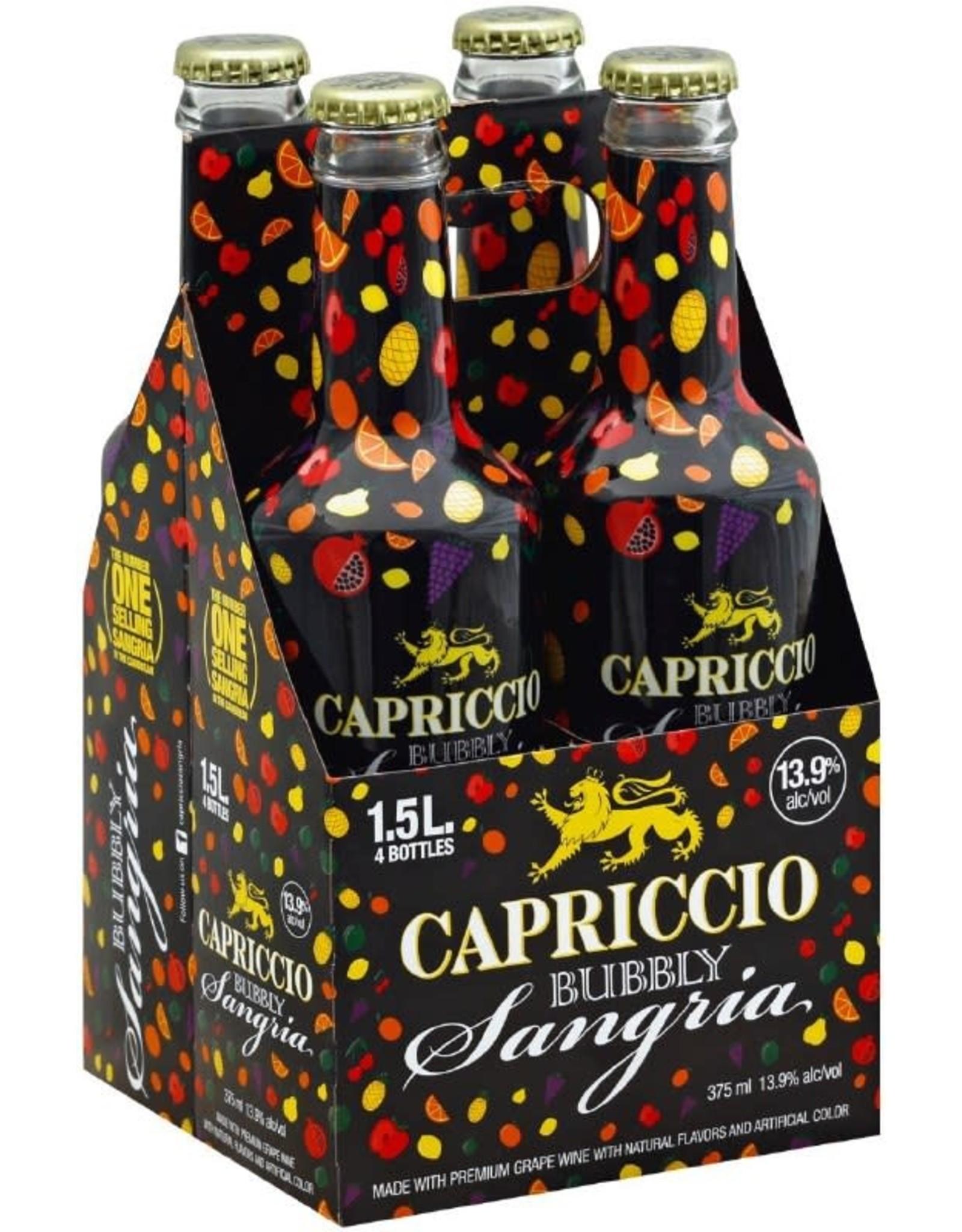 CAPRICCIO SANGRIA 4PK NR