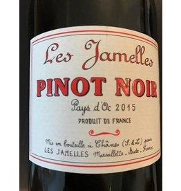LES JAMELLES PINOT NOIR 2019