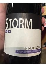 Storm 2013 SBC Pinot Noir