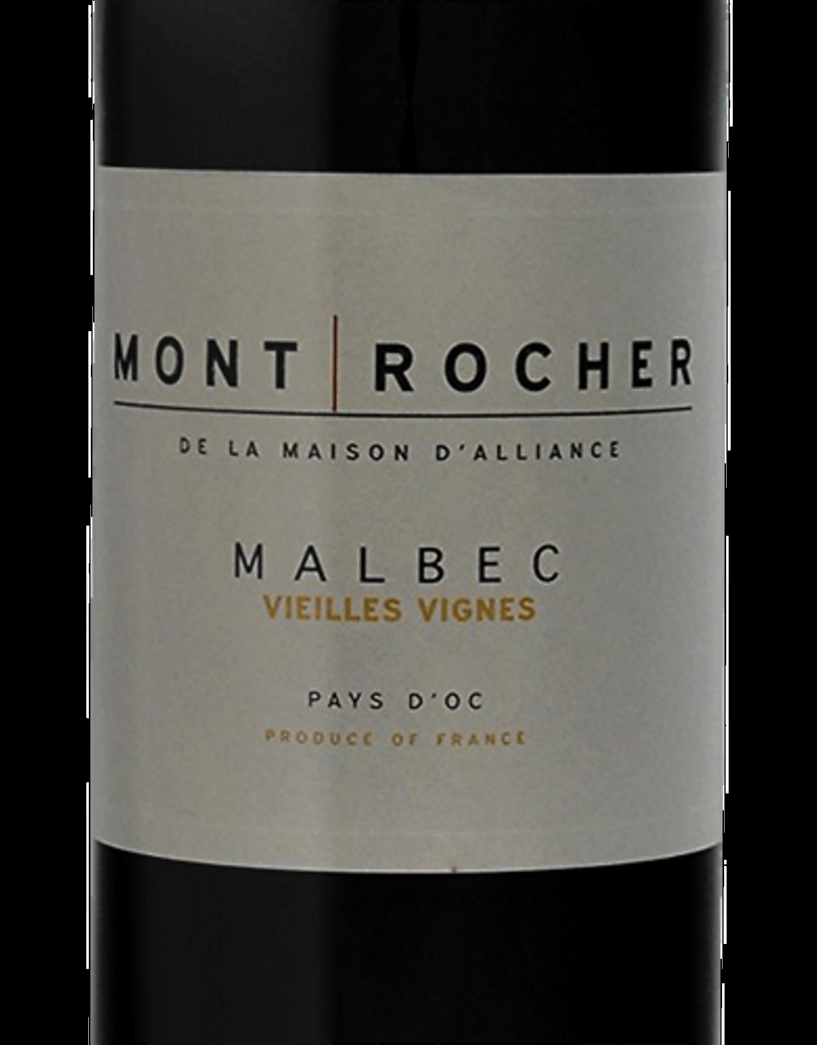 MONT ROCHER MALBEC 2017