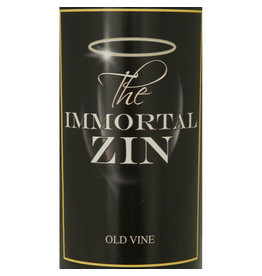 THE IMMORTAL ZIN 2014