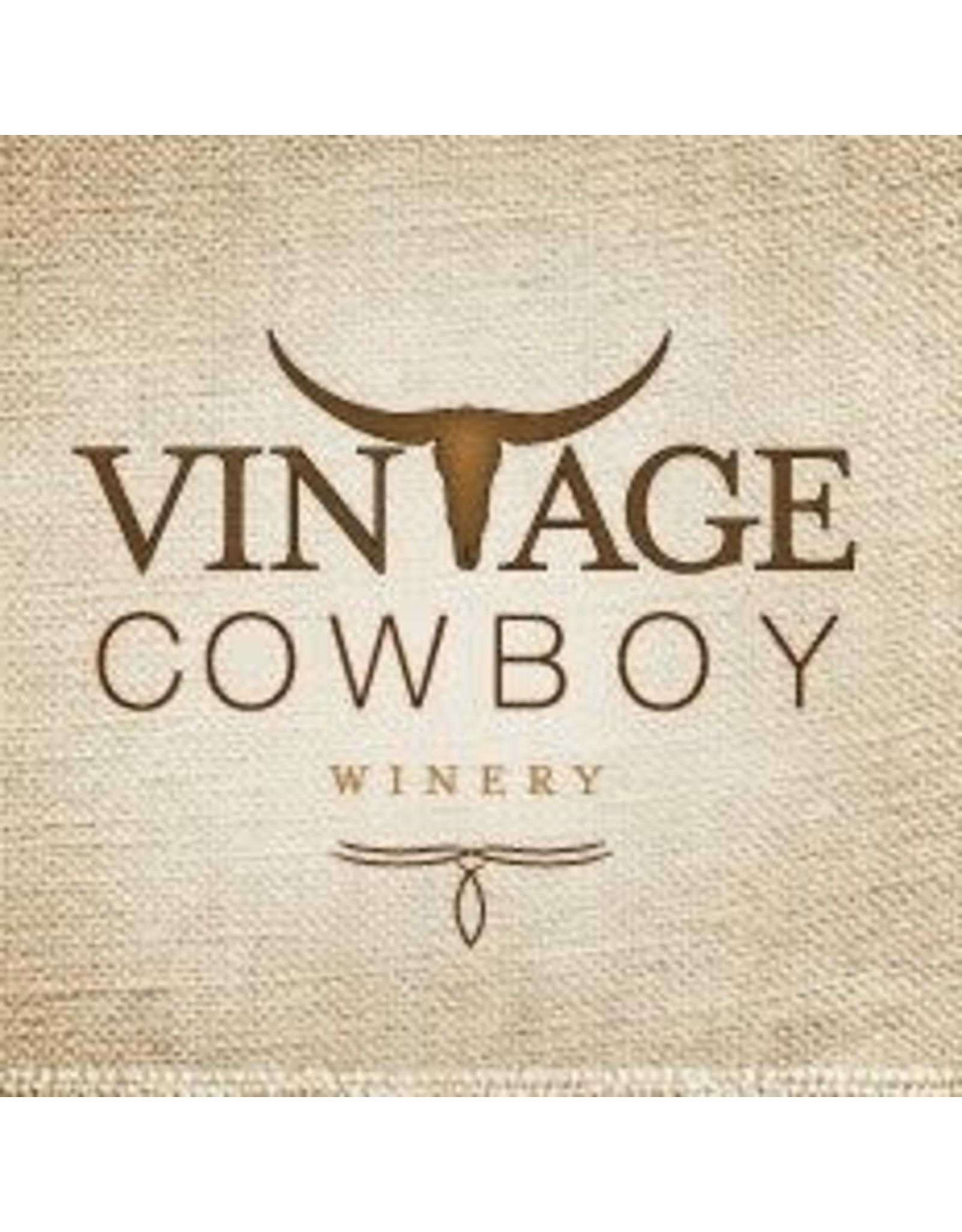 VINTAGE COWBOY ZINFANDEL 2016