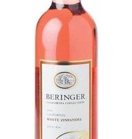 BERINGER WHITE ZINFANDEL 750ML