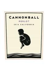 Cannonball Merlot 2016
