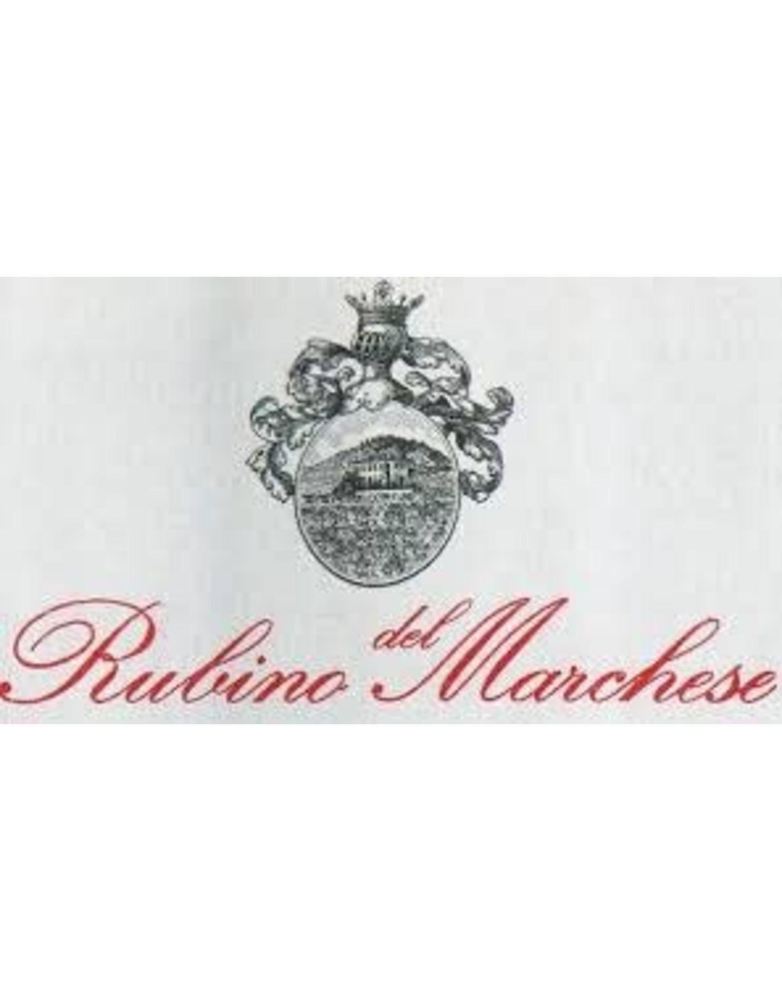 RUBINO DEL MARCHESE TOSCANA RED 2016