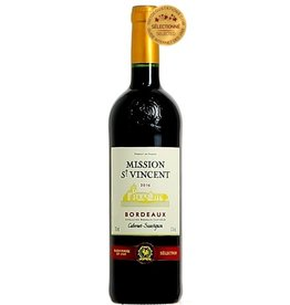 MISSION ST VINCENT BORDEAUX 2016