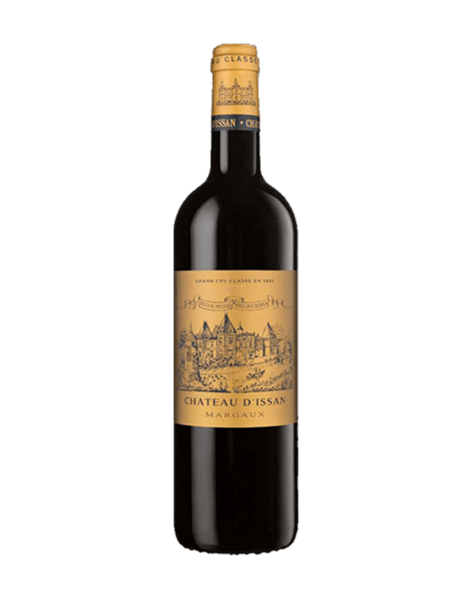 CHATEAU D'ISSAN MARGAUX 2013