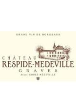 CHATEAU RESPIDE-MEDEVILLE  2012 BORDEAUX
