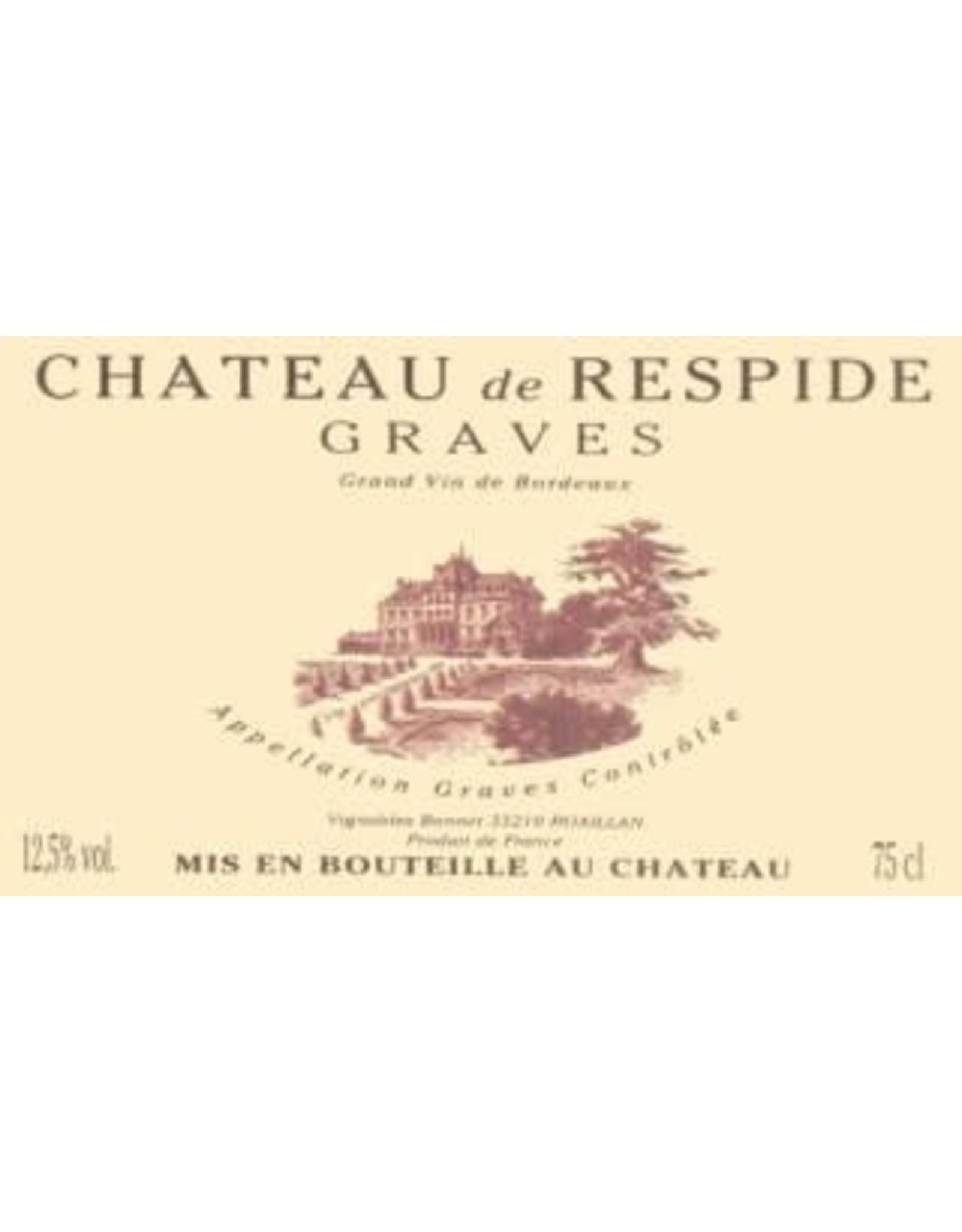 CHATEAU DE RESPIDE 2012-14