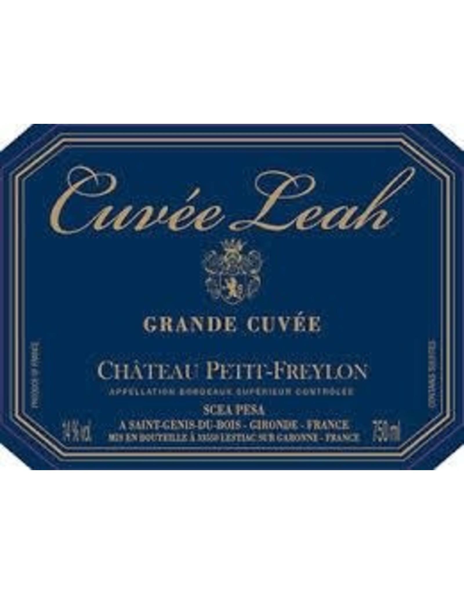CUVEE LEAH GRANDE CUVEE 2012 750ML