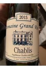 DOMAINE GRAND ROCHE CHABLIS 2015