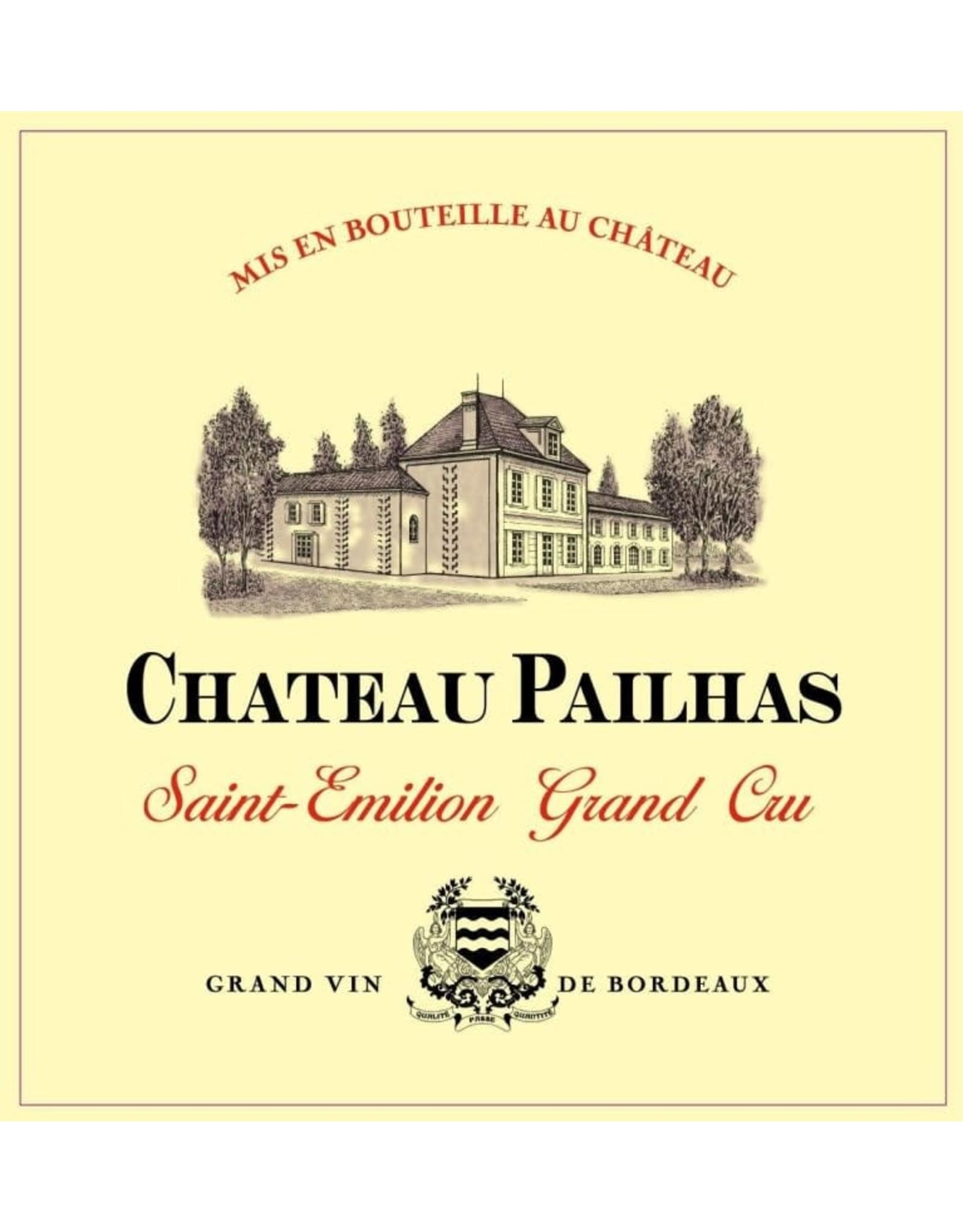 Chateau Pailhas Grand Cru 2011