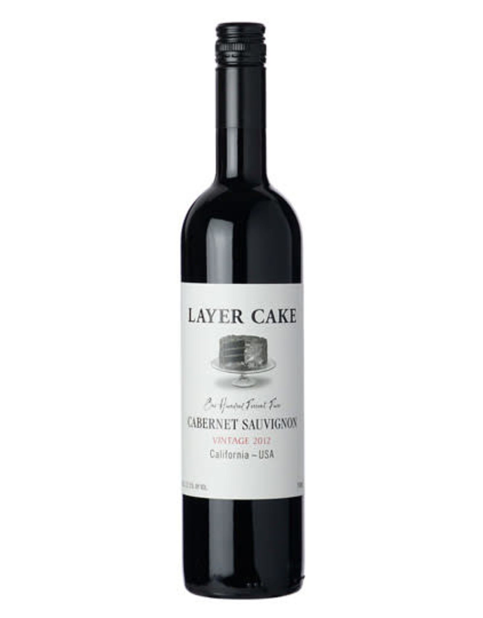 LAYER CAKE CABERNET SAUVIGNON 2012 750ml