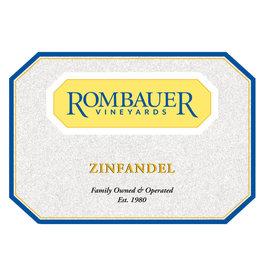 ROMBAUER ZINFANDEL 2018 750ML