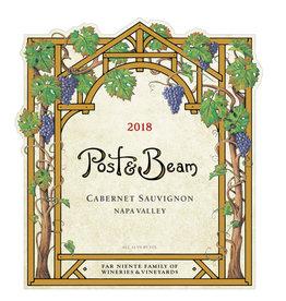 POST & BEAM CABERNET SAUVIGNON 2018