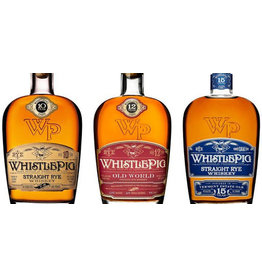 WHISTLEPIG PIGLETS 3 PACK