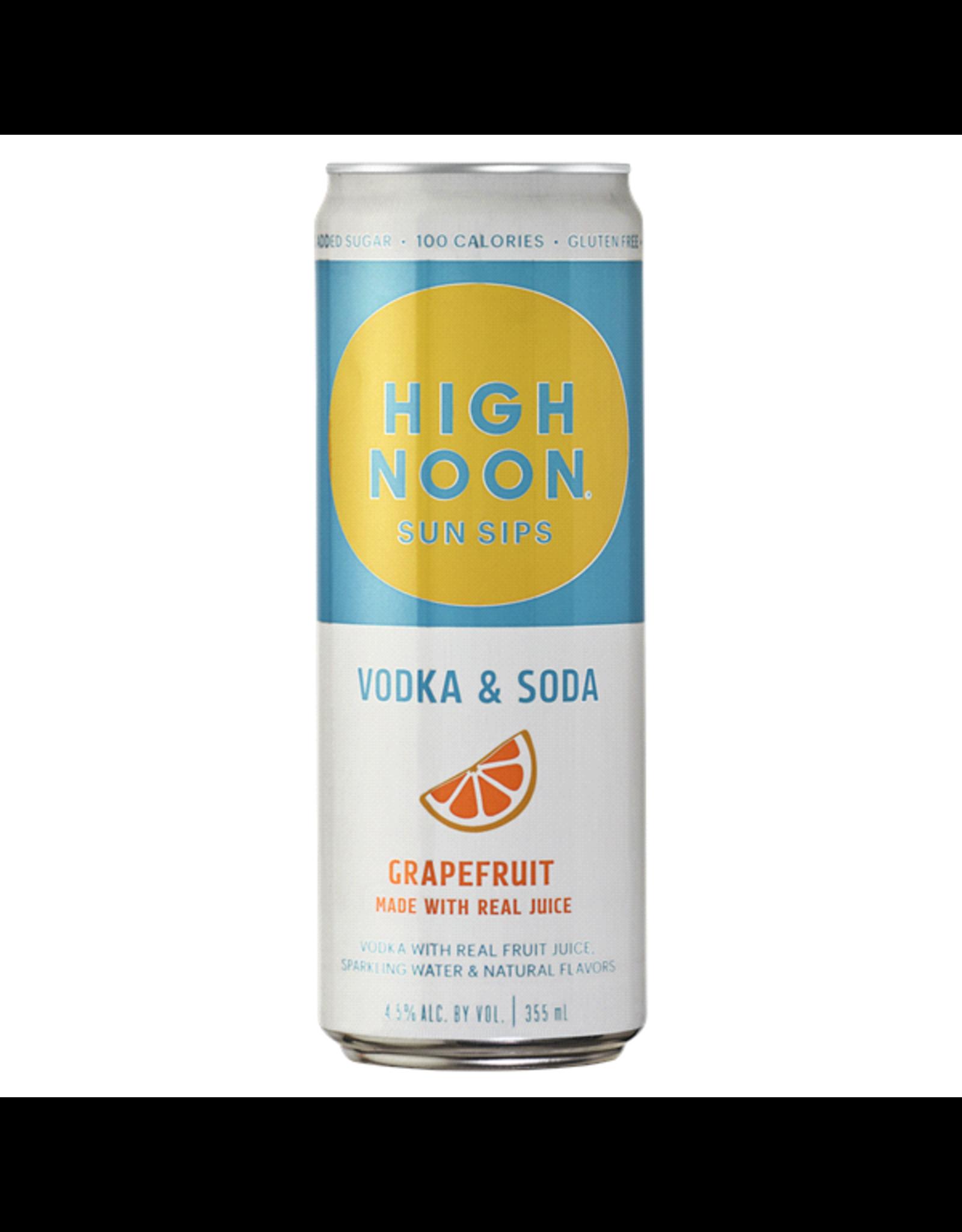 High noon grapefruit 4/12ozcn