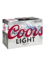 COORS LIGHT 2-12-12oz CN