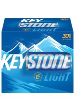 KEYSTONE LIGHT 1-30-12oz CN