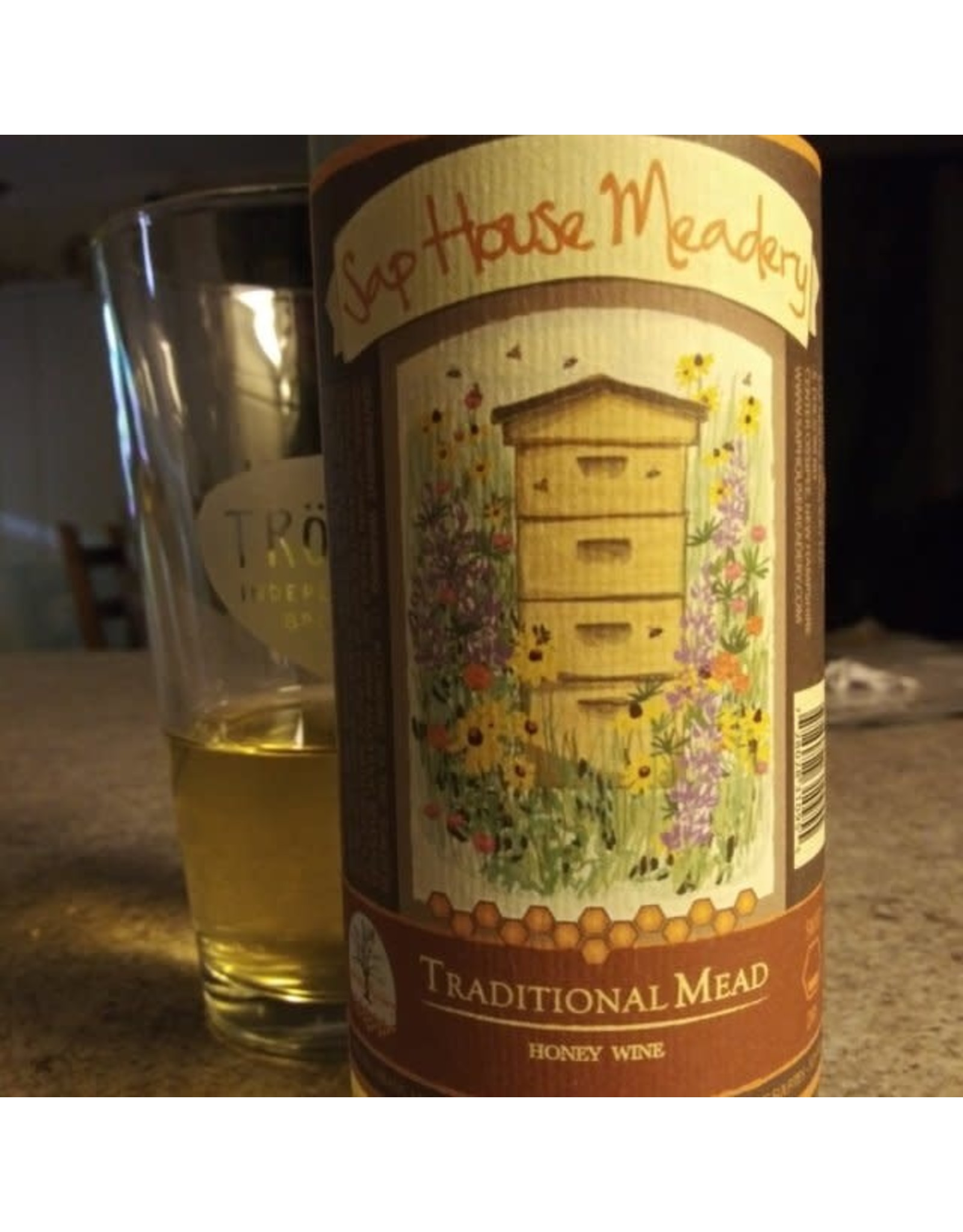 TRADITIONAL MEAD 750ML