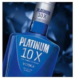 PLATINUM 10X VODKA 1.75