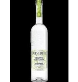 BELVEDERE PEAR GINGER ORGANIC INFUSIONS