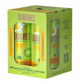 CAZADORES MARGARITA 4PK CANS