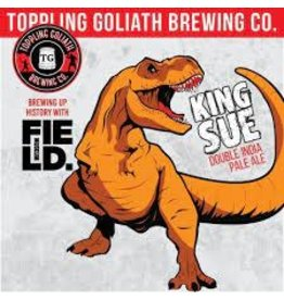 GOLIATH BREWING CO KING SUE DOUBLE IPA