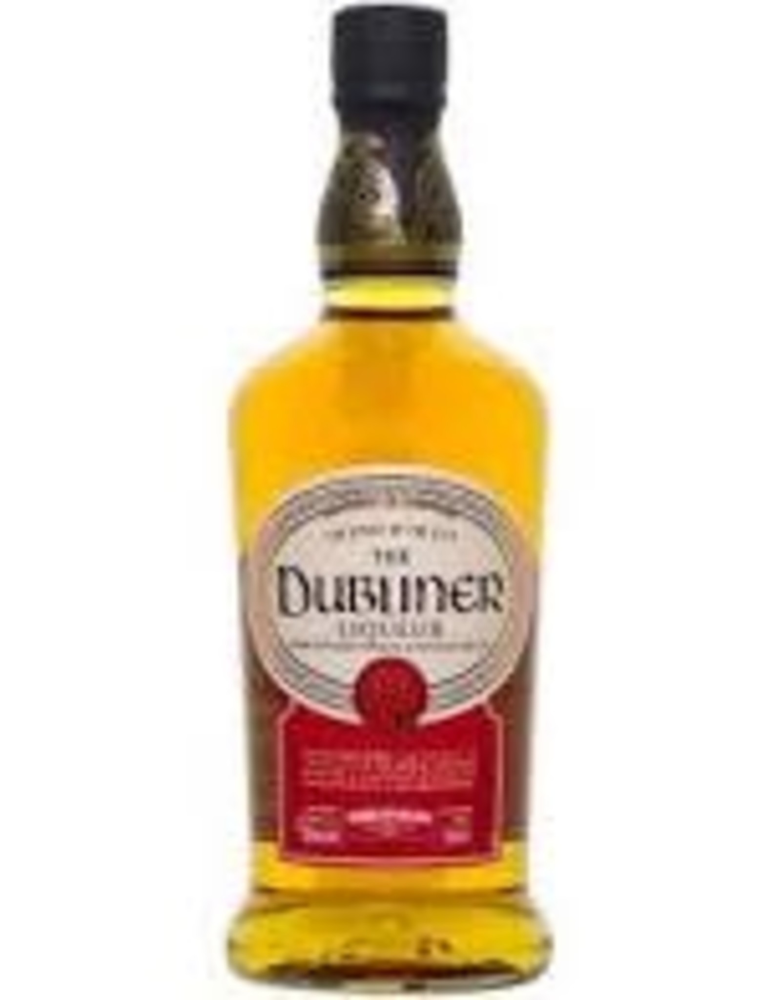DUBLINER IRISH WHISKEY RED 750ML