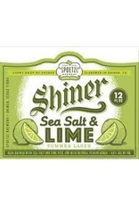 SHINER SEA SALT LIME 6 12OZ