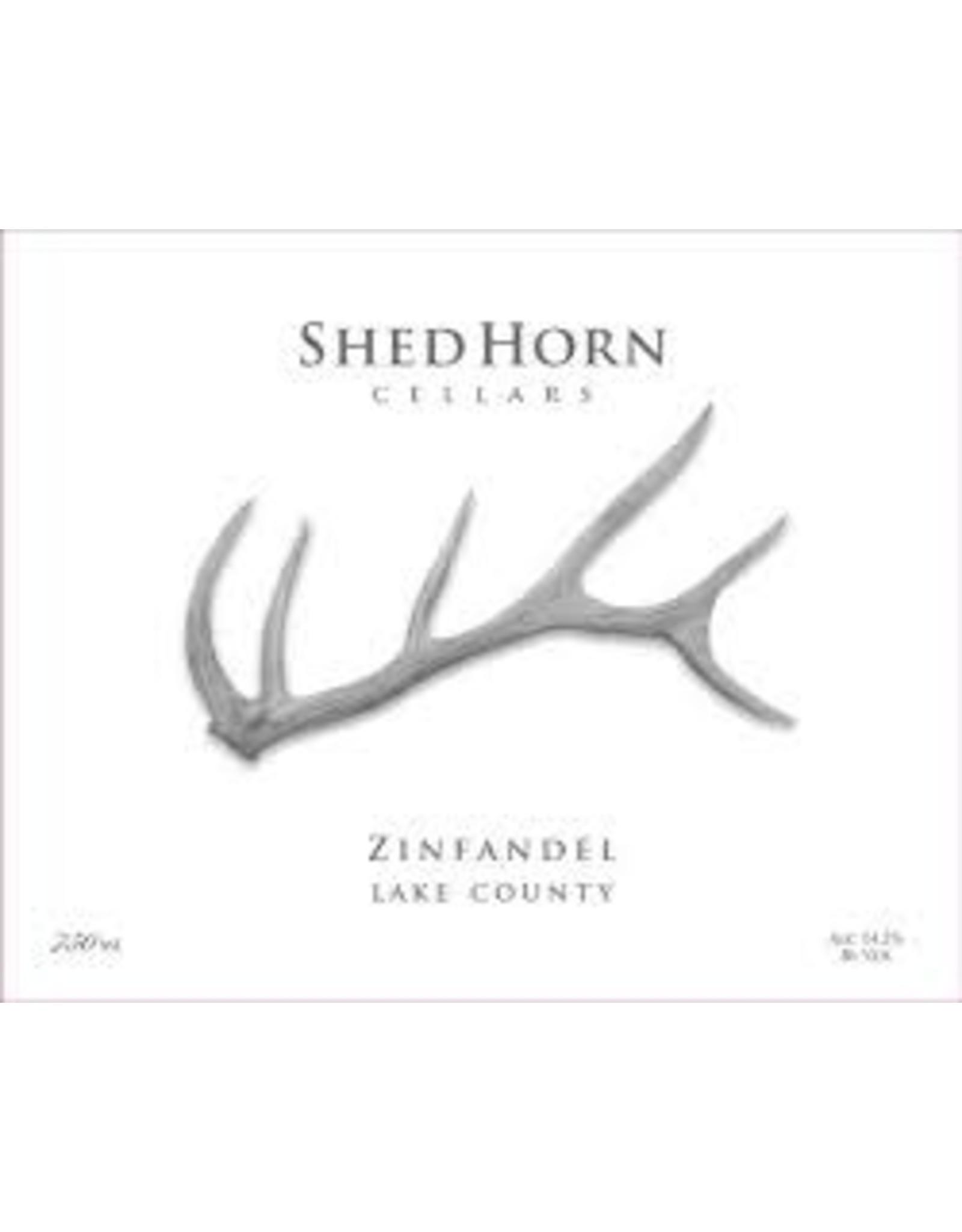 SHED HORN ZINFANDEL 750ML