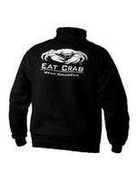 GRUNDENS USA, LTD. Crab Is Good Hoody Blk S