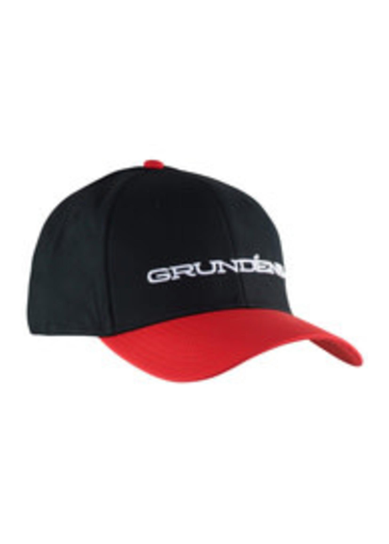 GRUNDENS USA, LTD. Grundéns Logo PVC Brim Hat