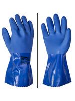 Atlas Gloves Atlas Glove 660 Blue Heavy PVC Doz