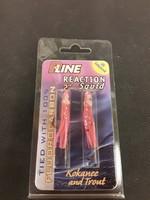 "P-LINE P-LINE REACTION SQUID 2.5"" FLU"