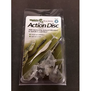 WiggleFin Action Disk #2
