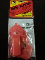 Luhr-Jensen Luhr-Jensen Hot Shot Side Planer  Pink