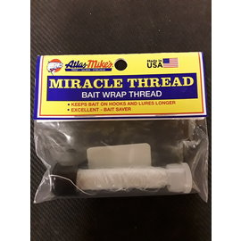 Atlas-Mike's 66830 Miracle Thread 100' Dispenser, Clear