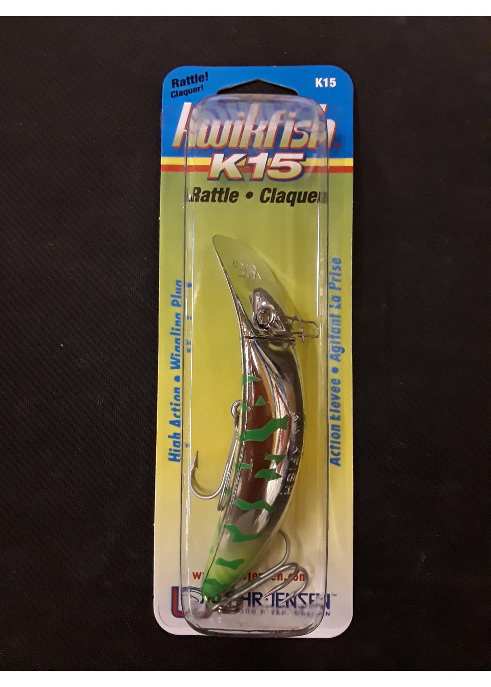 Luhr-Jensen Kwikfish K15 Rattle
