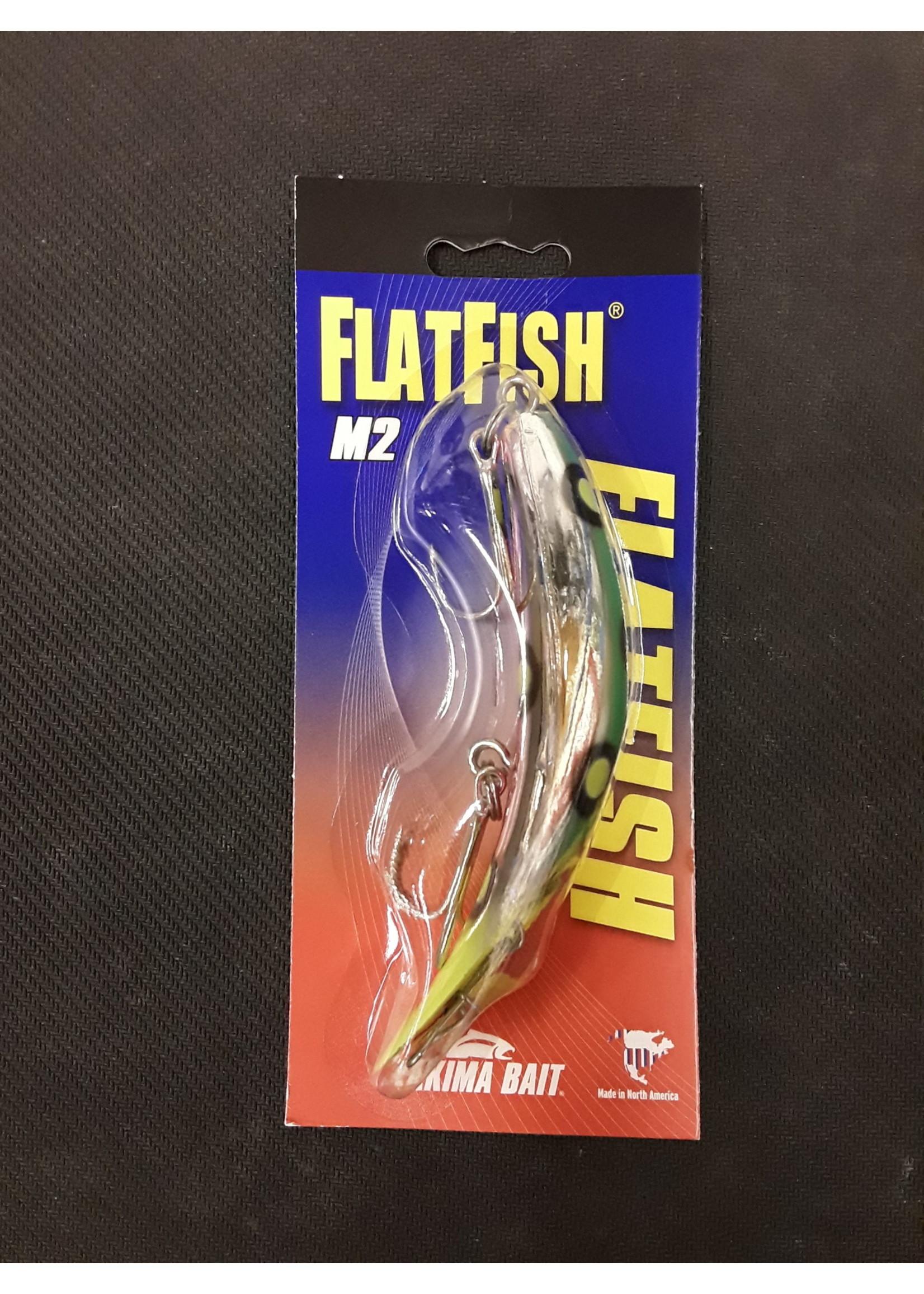 WORDEN'S FLAT FISH 960