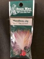 Beau Mac Enterprises Jig Stlhd Marabou 7