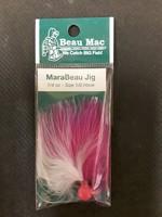 Beau Mac Enterprises Jig Stlhd Marabou 6