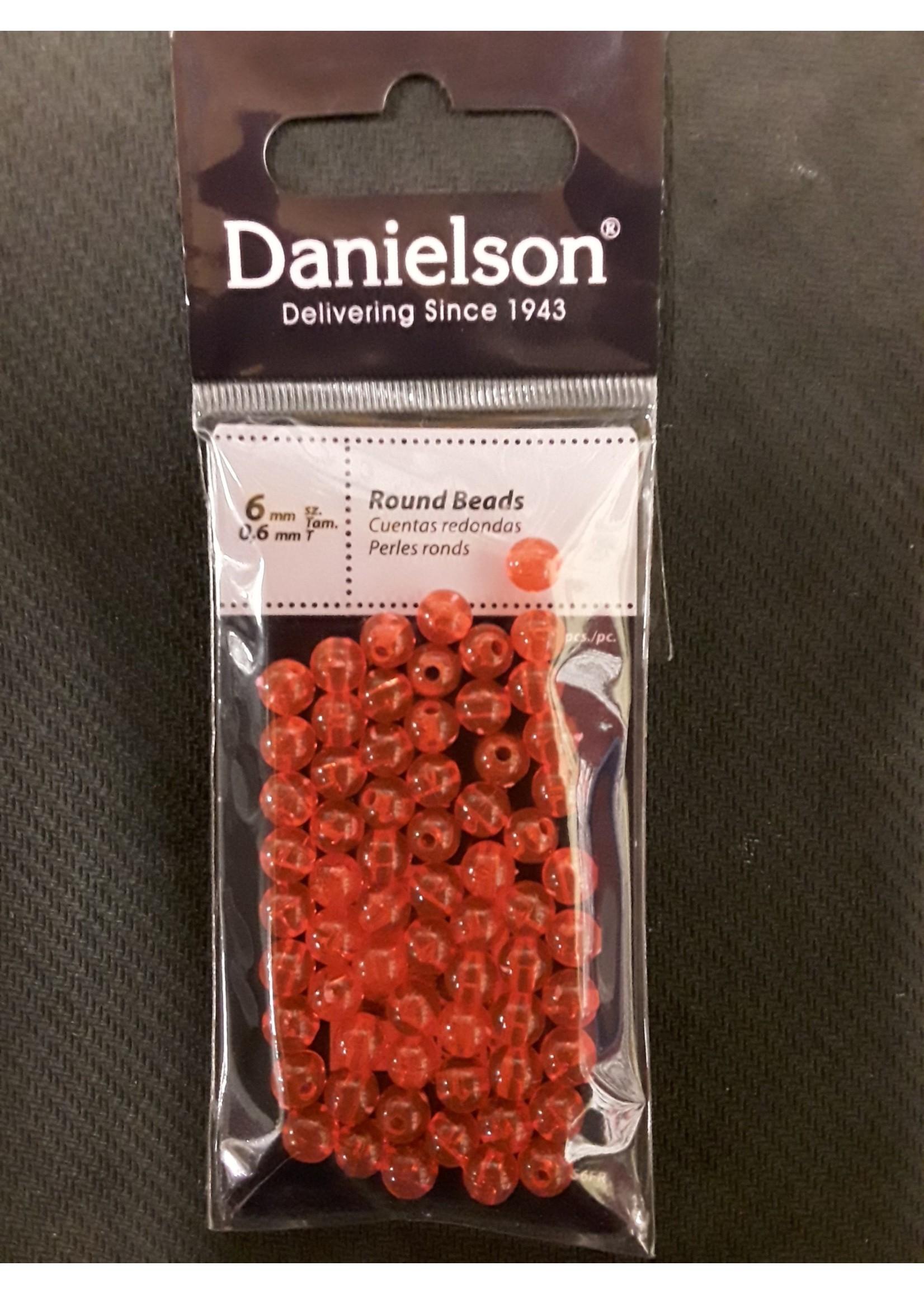 Danielson Danielson Beads 6mm