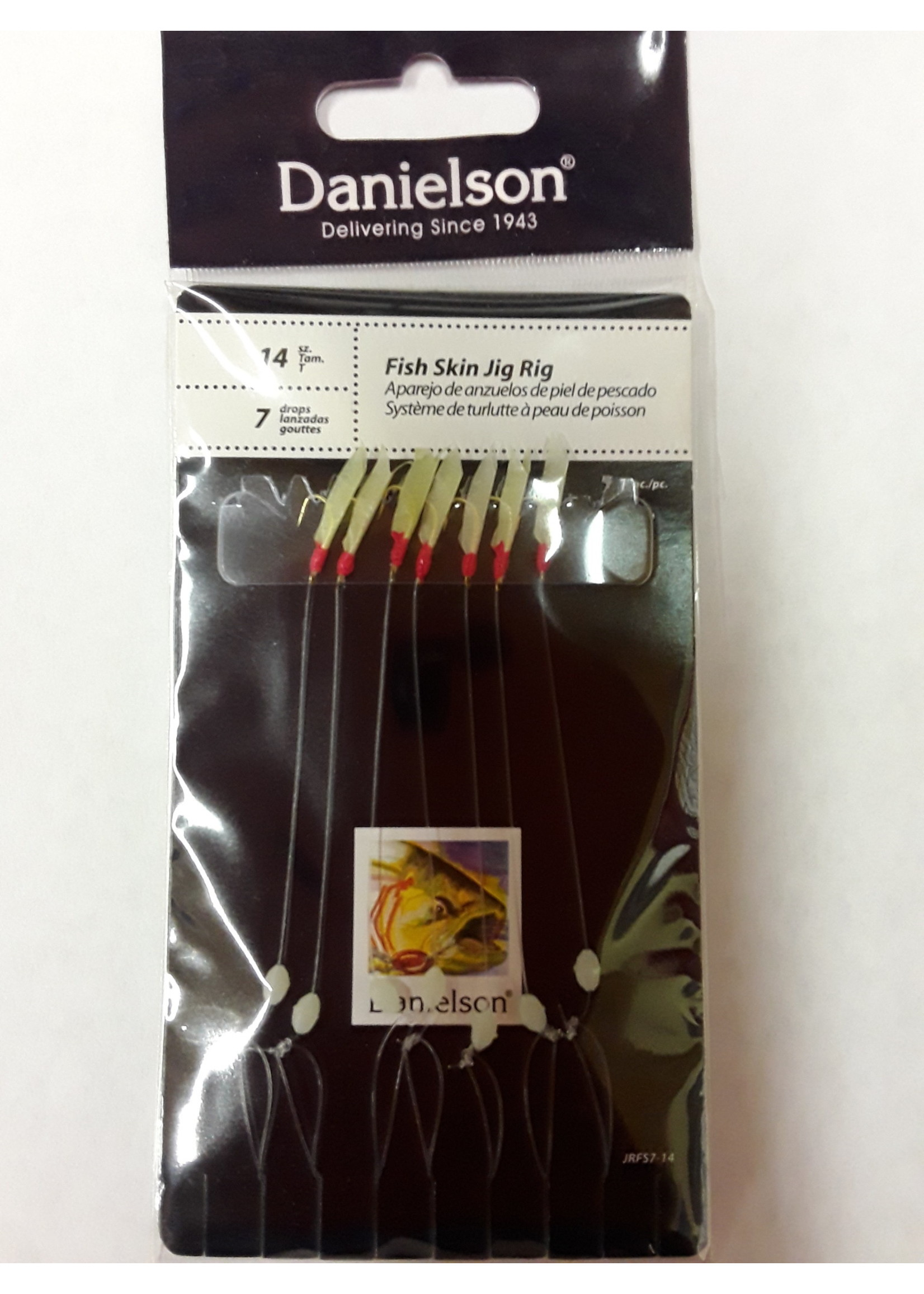 Danielson Danielson Rig Fish Skin 7-DROP